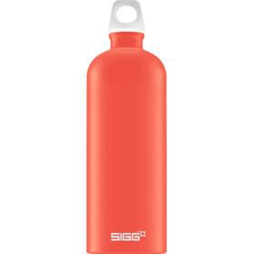 Sigg Lucid Touch Borraccia 1,0L, scarlet